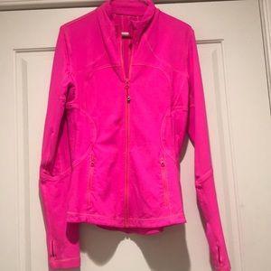 Lululemon pink jacket. 6
